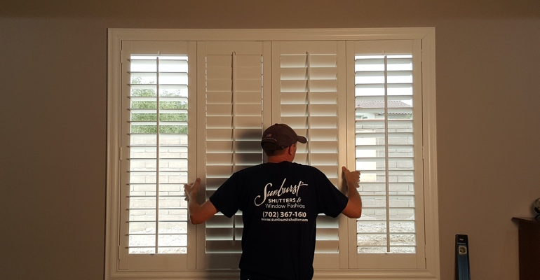 Minneapolis shutter installer