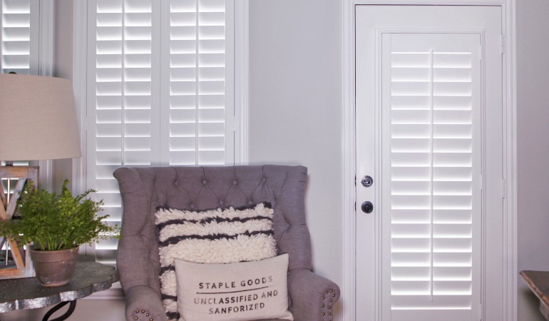 Plantation shutters in Minneapolis