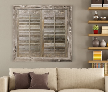 Reclaimed Wood Shutters Product In Minneapolis