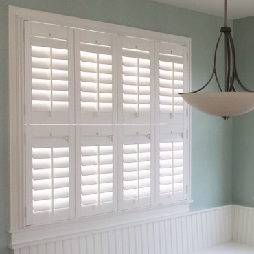 Minneapolis Studio Plantation Shutters