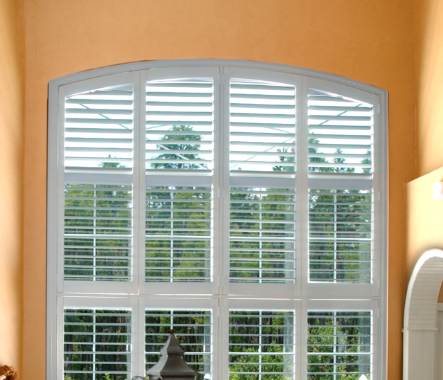 Arched Window Shutters In Minneapolis, MN