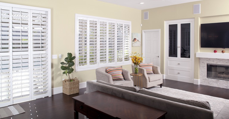 Polywood Plantation Shutters For Minneapolis, MN Homes