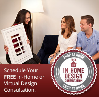 Schedule a shutter consultation in Minneapolis